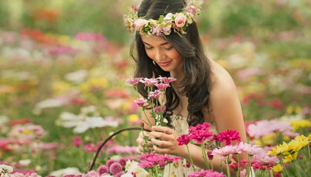 Inilah Sembilan Manfaat Kesehatan Bunga Yang Jarang Orang Tahu