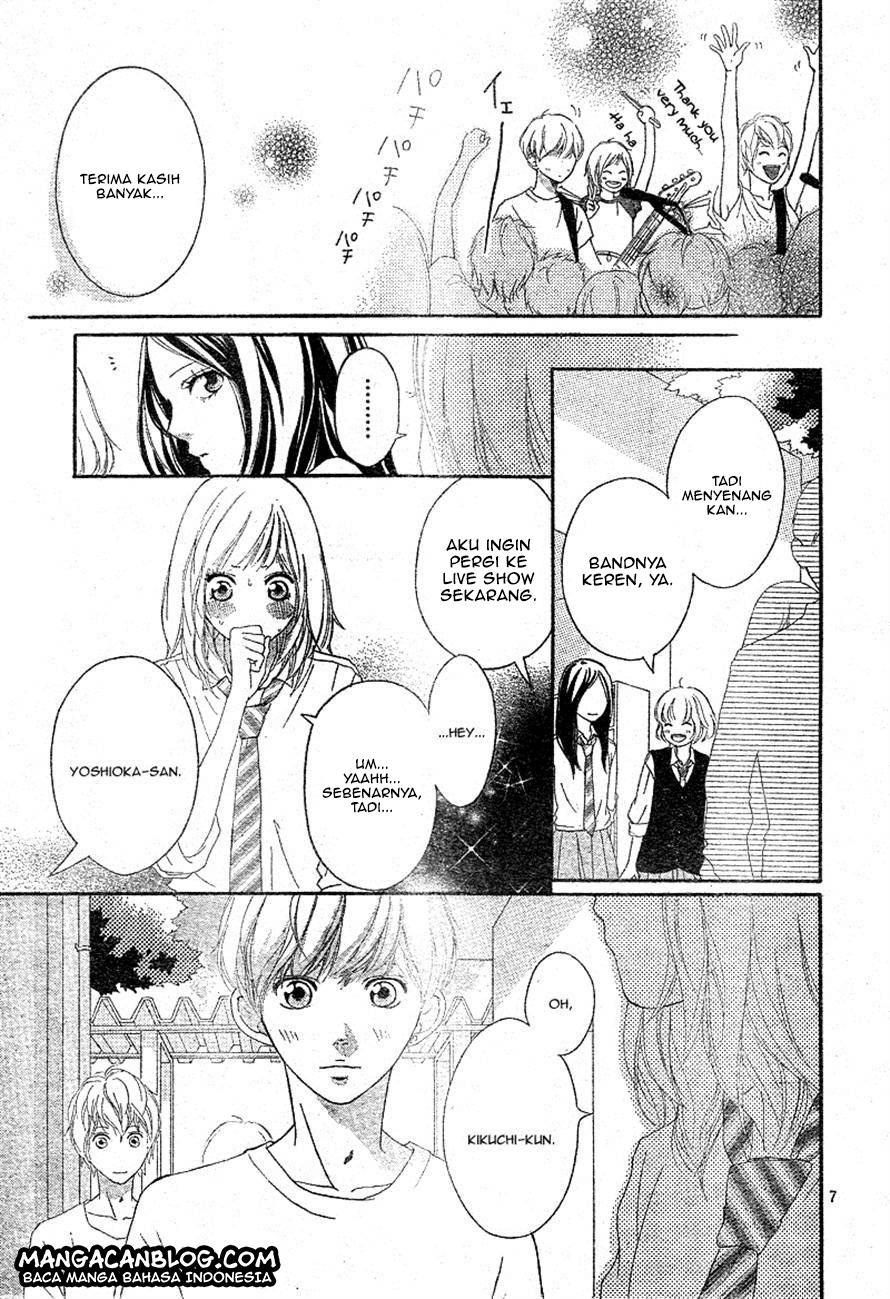 Ao Haru Ride Chapter 21-8