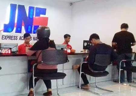 Alamat & Nomor Telepon Kantor JNE Kabupaten Wonogiri