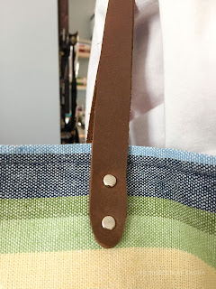 DIY Computer Tote: New Life for an Old Blazer Tutorial