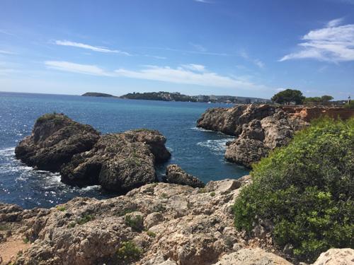 Annette Diepolder Mallorca Atelierladen Urlaub Punta Negra Palma de Mallorca