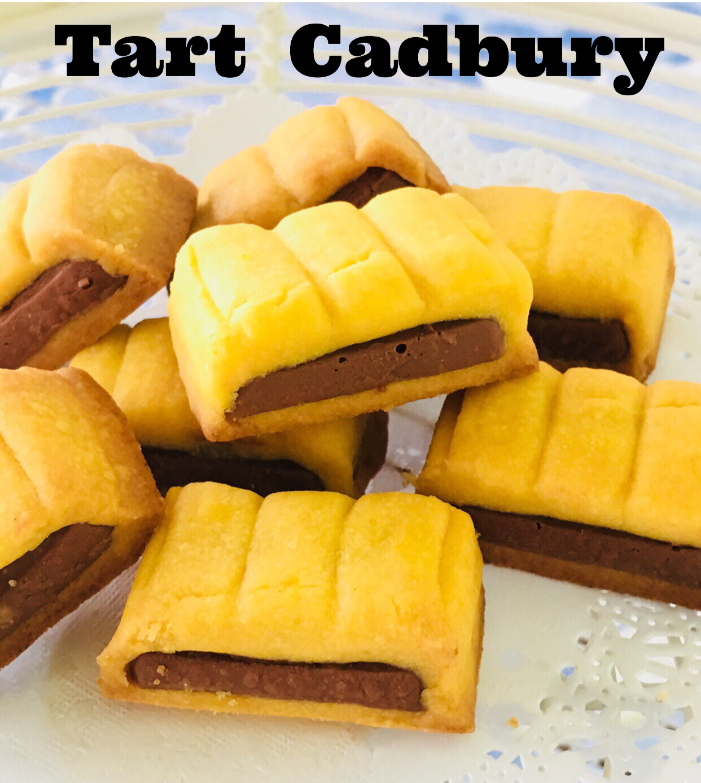 Tart Cadbury Melting Di Mulut Dapur Kak Noor