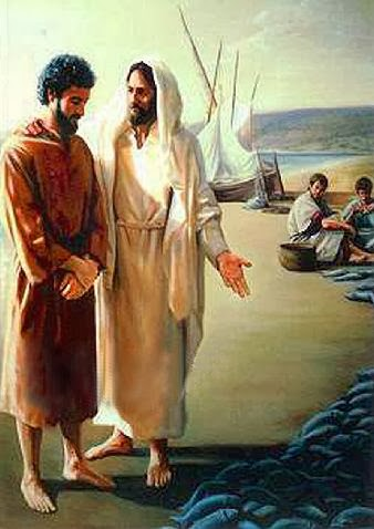 simon peter and jesus relationship with his family