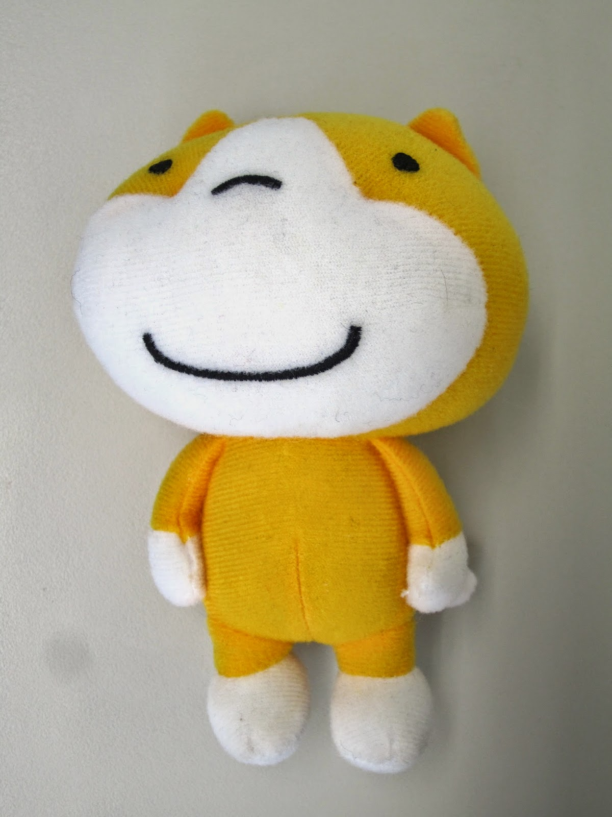 Towada Families Ninnin Garlic Cat Mascot Character