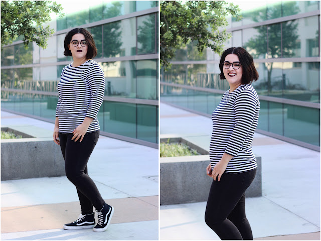 Breton Stripes and Jeans