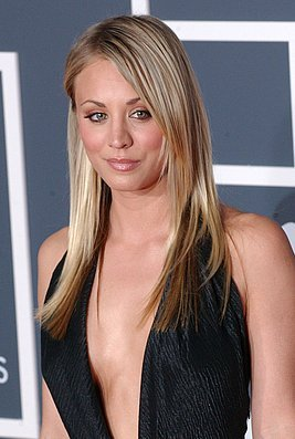 Below Some More Kaley Cuoco Pictures For Comparison