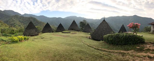 Desa Adat Waerebo