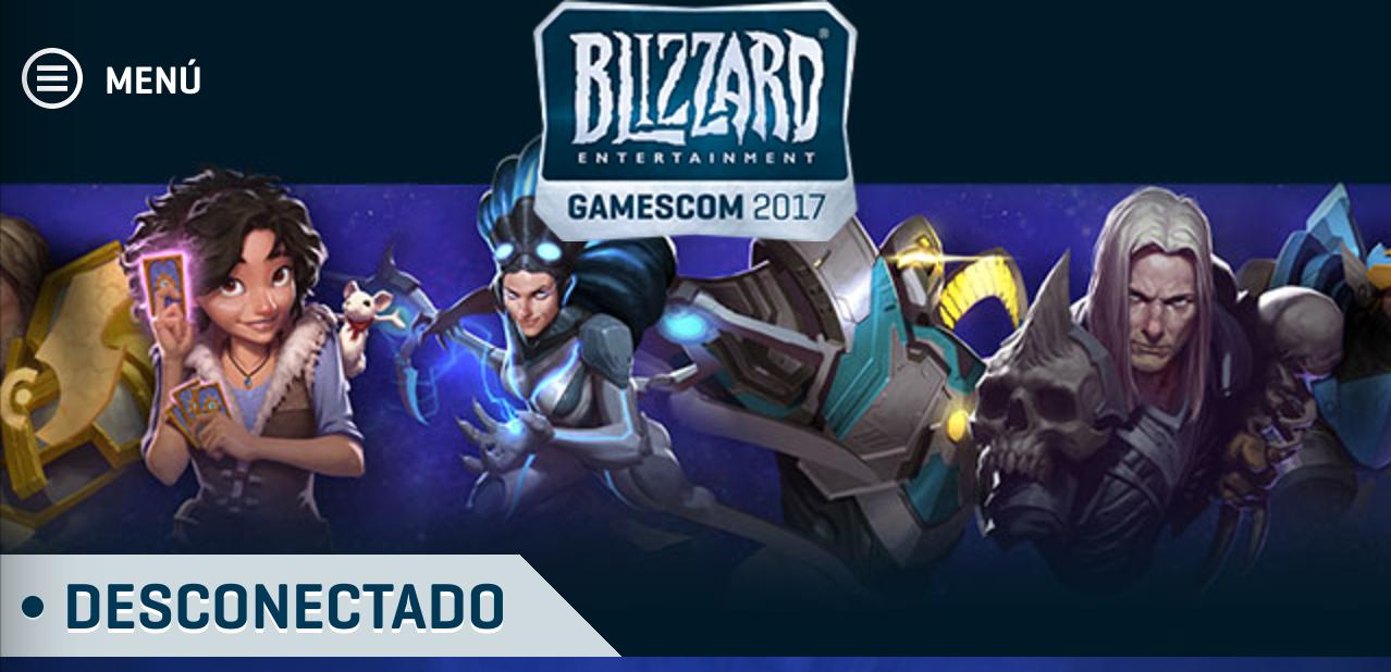 Blizzard concreta contenidos para la Gamescom