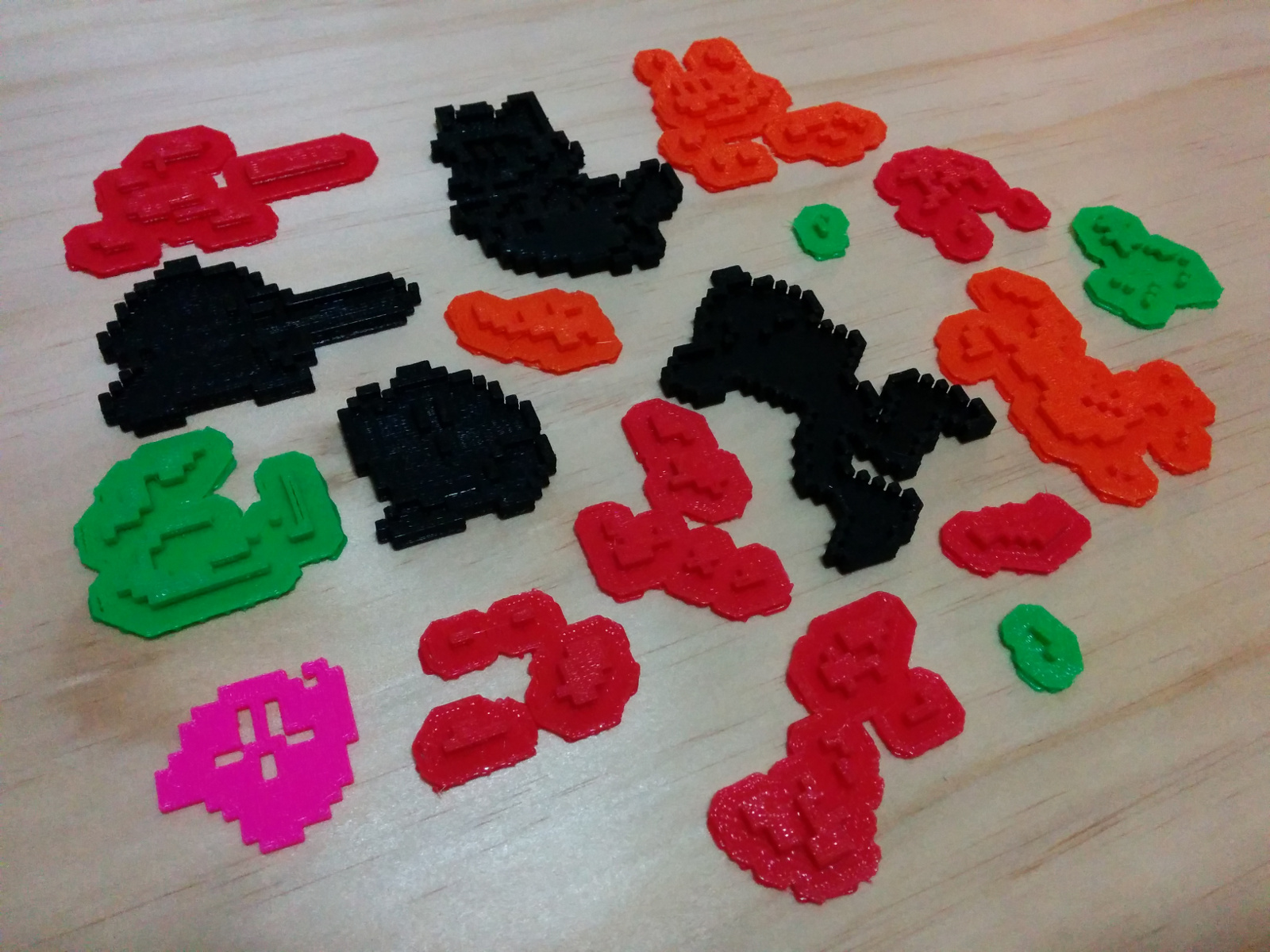 Random Project Lab: 3D Printed Nintendo Christmas Tree Decorations