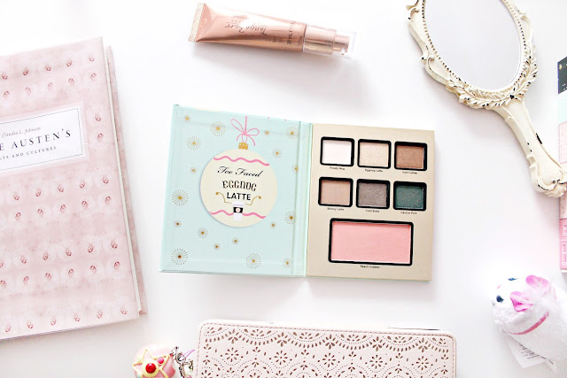 Winter baby, beauty, Too Faced blog sale