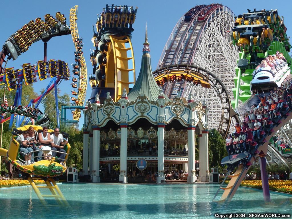 Six Flags Malaysia