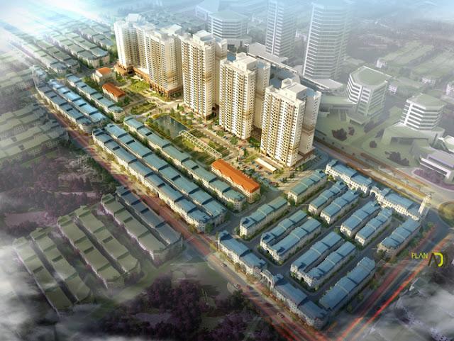 Dự án The K Park Văn Phú