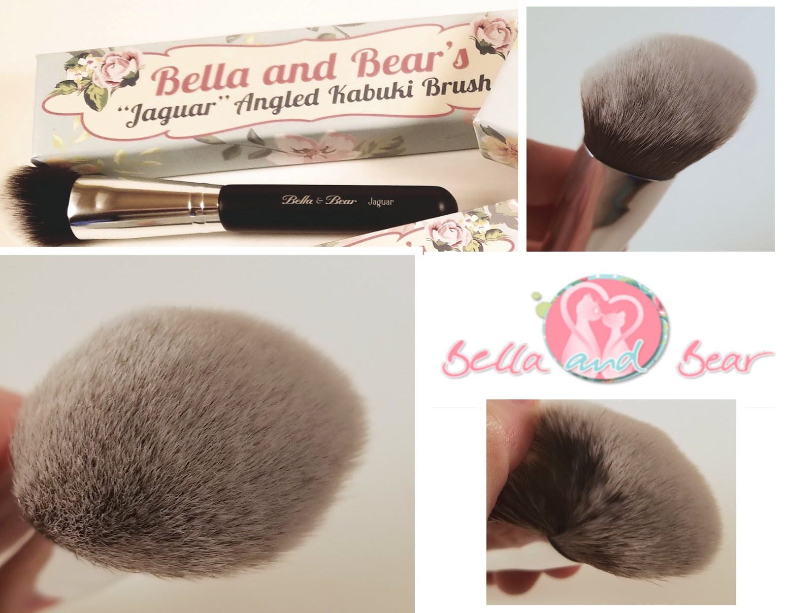 Bella & Bear Introduces Their New Makeup Brush Line And It's Purrfect! Plus Tips On Keeping Makeup Brushes Clean And Safe