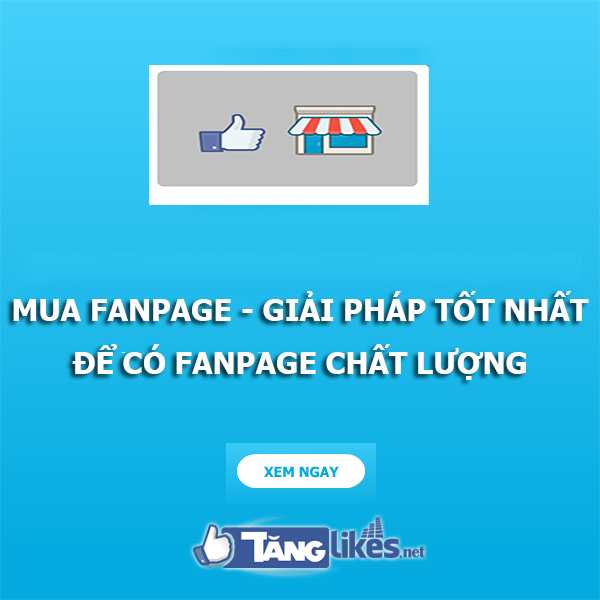 mua fanpage