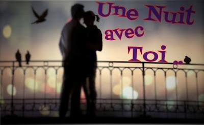 Nuit romantique d'amour