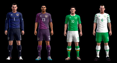Republic of Ireland GDB Euro 2016