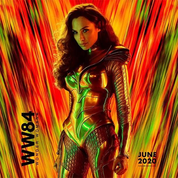 Filem: Wonder Women 1984