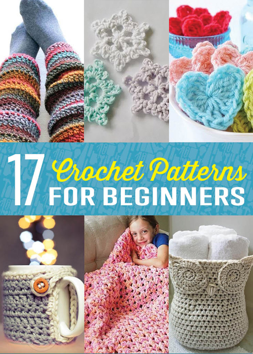 Amazing Crochet Patterns for Beginners