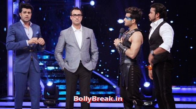 Bobby Jasoos on The Sets of Jhalak Dikhhla Jaa 7, Jhalak Dikhhla Jaa 5th July Episode Pics - Vidya Balan as Guest
