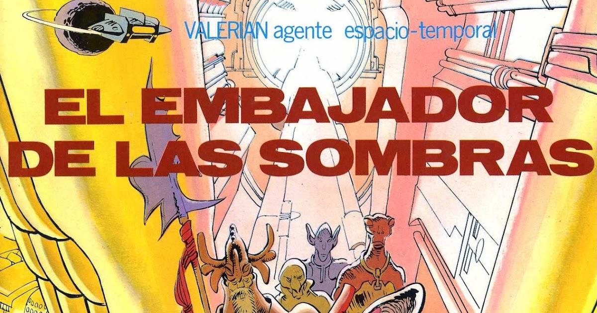 """Crítica de """"Valerian Agente Espacio-Temporal: El Embajador de Las ..."""