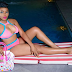 Singer Yemi Alade Flaunts Boobs In Swimsuit (See Photos)
