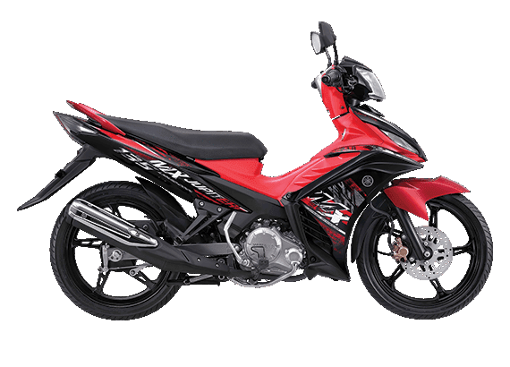 Yamaha New Jupiter MX