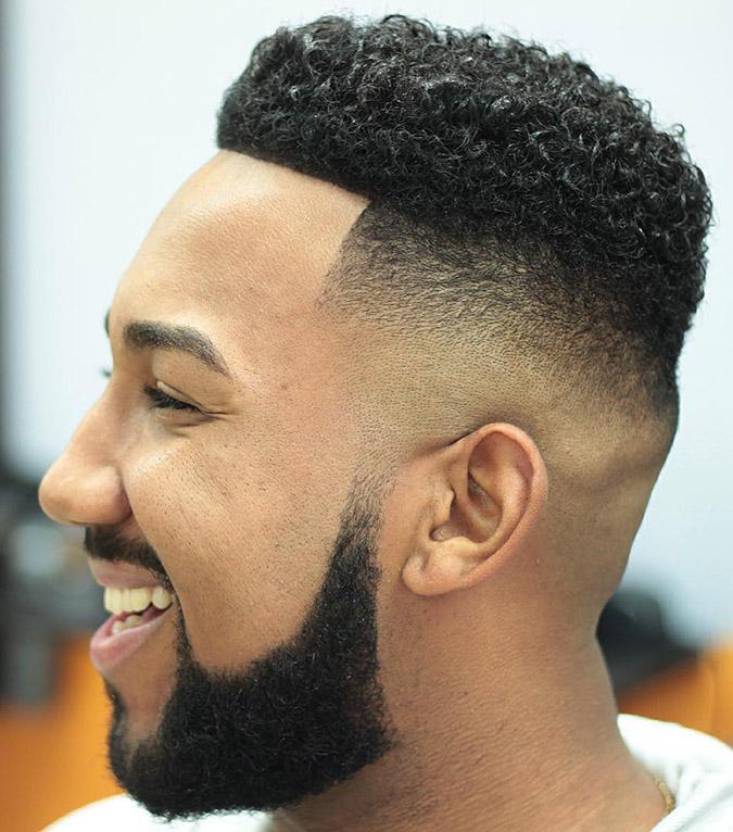 Cortes de pelo con degradado para hombre