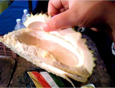 Hilangkan Bau, Panas Badan Dan Pening Makan Durian