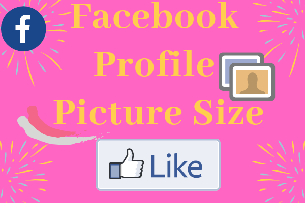Facebook Profile Picture Size
