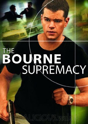 Sinopsis film The Bourne Supremacy (2004)