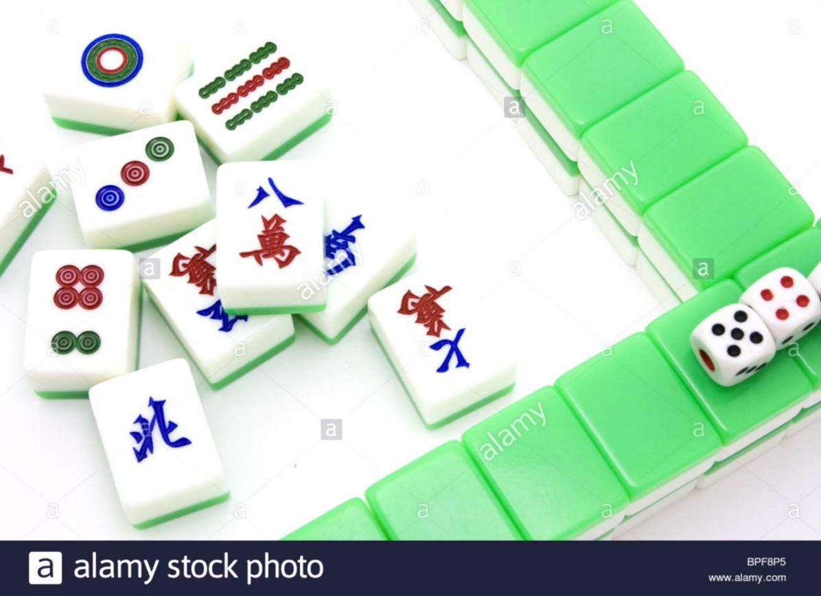 Chinese game similar to poker Very popular gambling game Stock