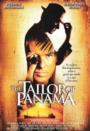 The Tailor Of Panama (2001) ταινιες online seires oipeirates greek subs