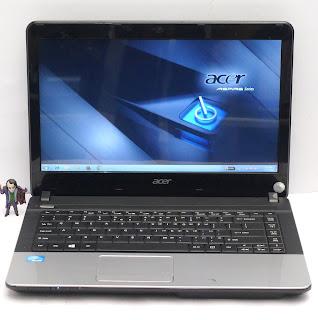 Laptop Acer Aspire E1-431 Bekas