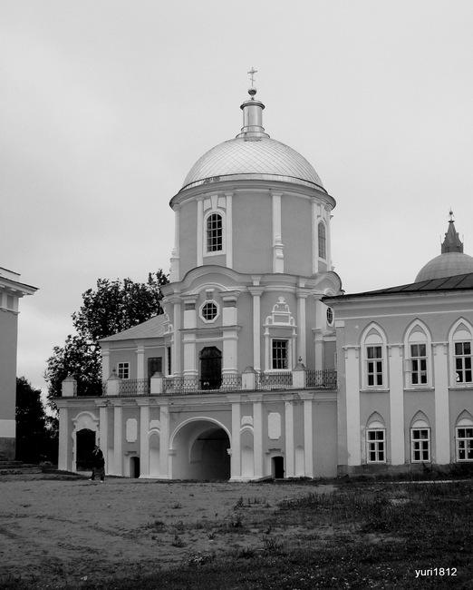 Церковь Нила Столобенского