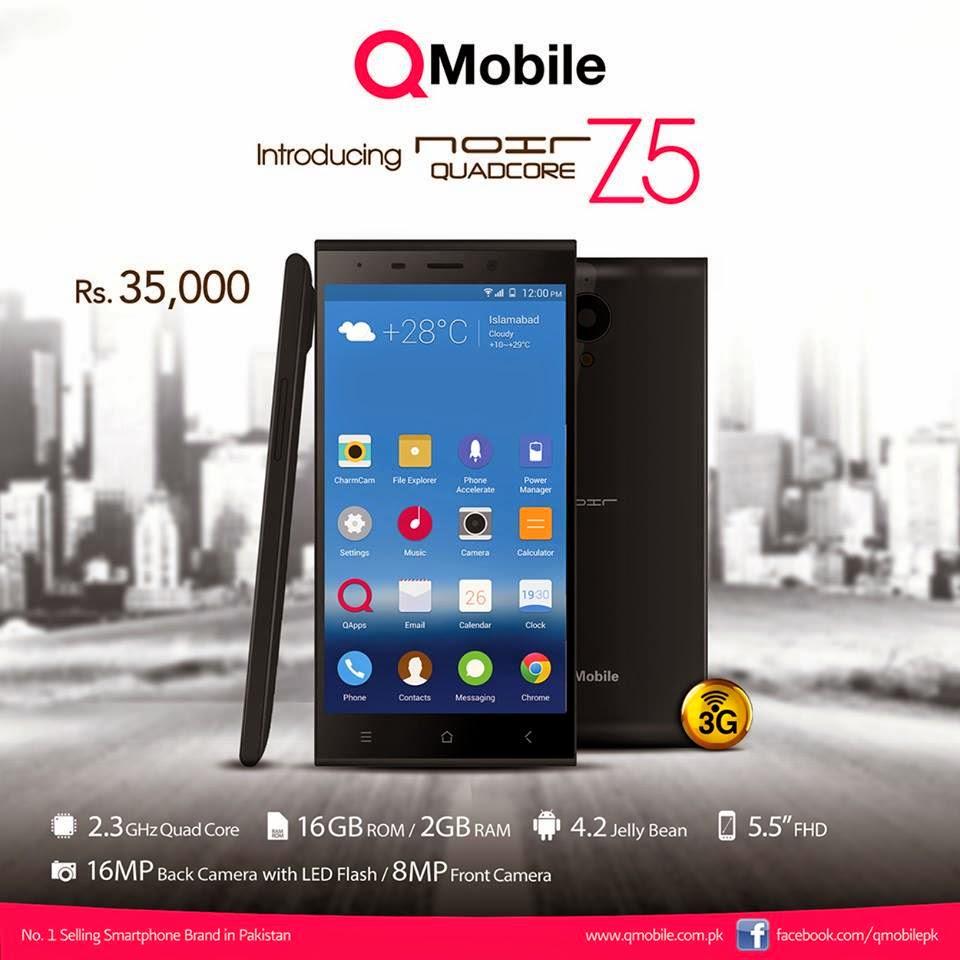 Noir A30 Price in Pakistan