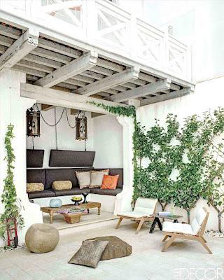 decor home of summer for farmhouse