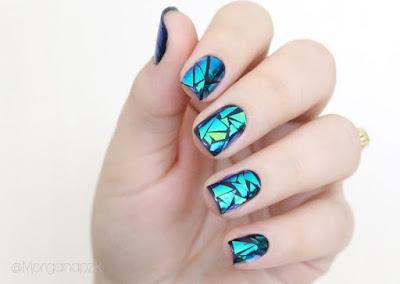 Broken Glass Nails - Morgana PZK