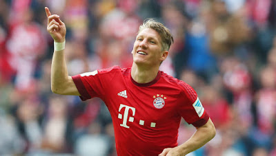 Bayern Munich 10 Besar Rangking Klub UEFA 2014/15