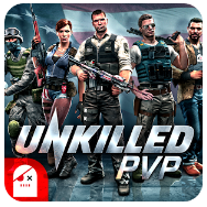 Unkilled v1.0.0 Apk Mod [Ammo / No reload / Can attack from far away]