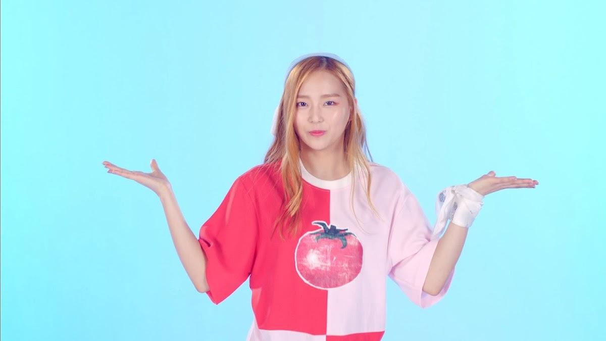 CLC Yeeun No Oh Oh