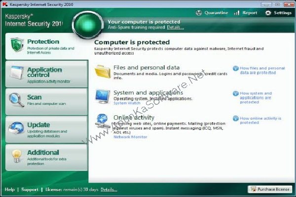 free  kaspersky full version 2010