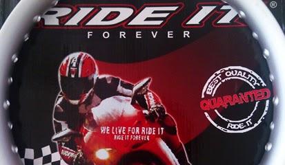 Brosur Lengkap Daftar Harga Velg Motor Ride It Racing jari-jari Ring 17, Ring 14 terbaru 2014