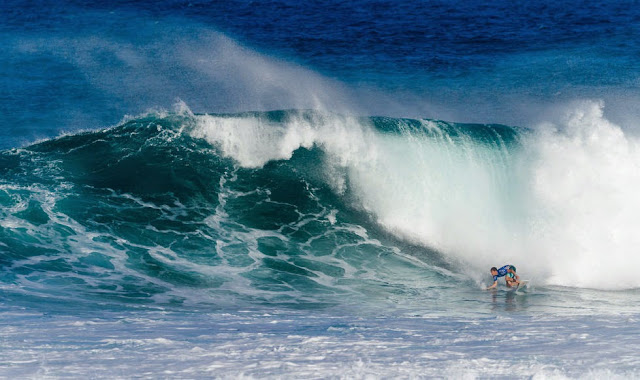 58 Vans World Cup of Sufing 2014 Ian Walsh Foto ASP