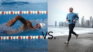 Berenang atau Lari Mana yang Cara Diet yang Sehat dan Alami?