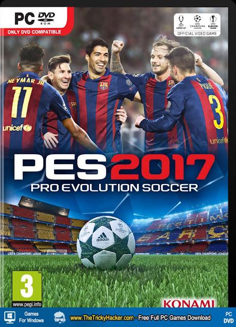 Pro Evolution Soccer 2017 Game