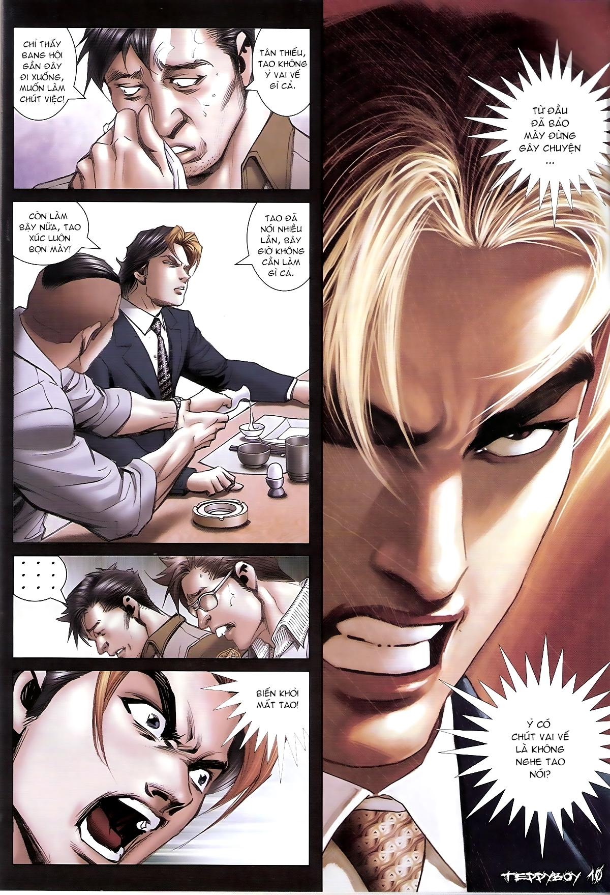 Người Trong Giang Hồ - Chapter 1321: Con trai Chó Xám - Pic 8