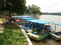 objek wisata danau buatan