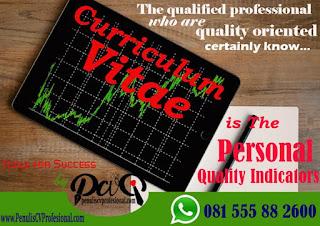 Curriculum Vitae Profesional