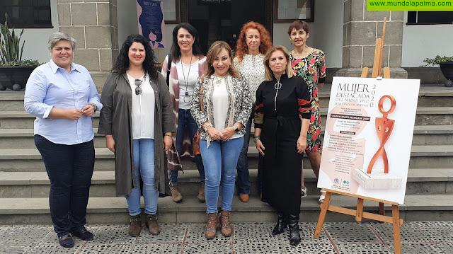 Los Llanos de Aridane premia a la 'Mujer Destacada 2020'