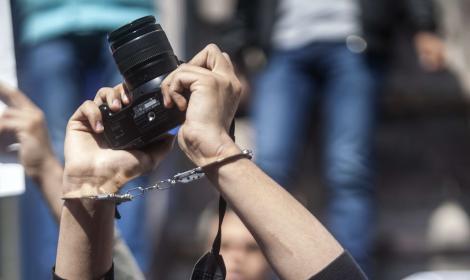 مراسلون بلا حدود : سنة 2017 مرت صعبة على الصحافيين في المغرب